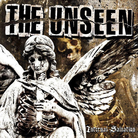 UNSEEN INTERNAL SALVATION LP VINYL NEW 33RPM