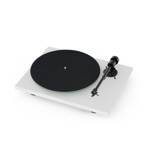 Pro-Ject T1 BT White Turntable