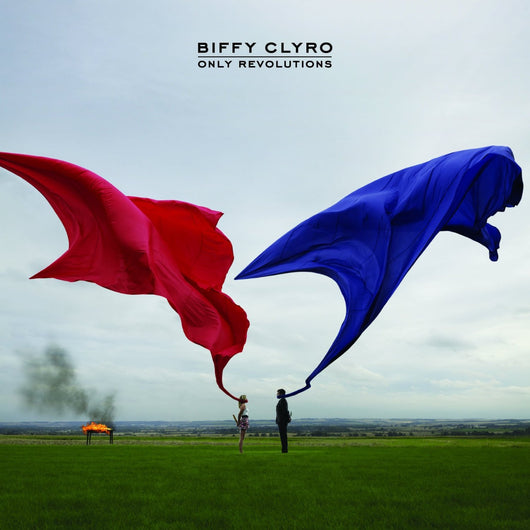 Biffy Clyro Only Revolutions Vinyl LP New 2016