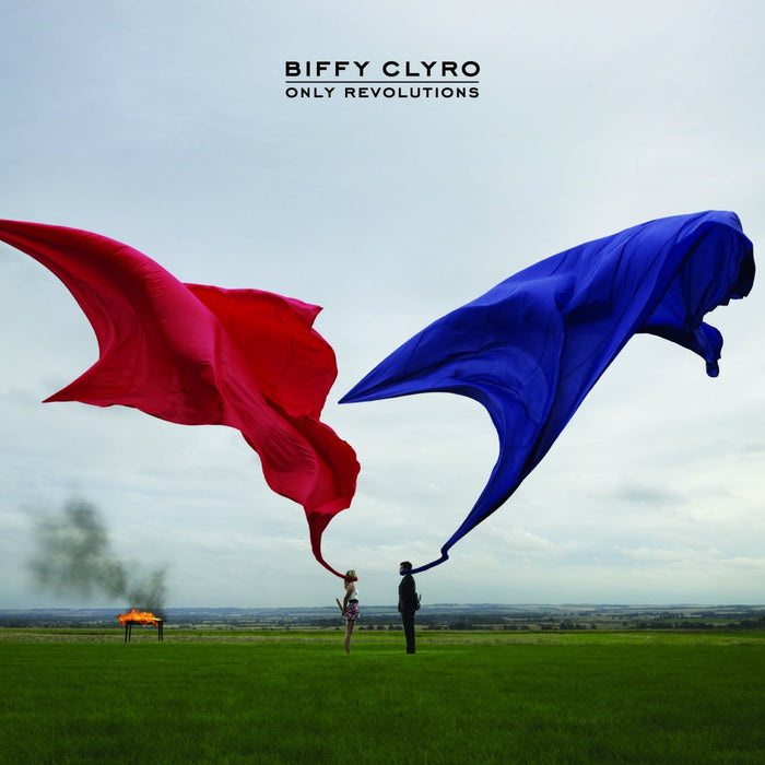 Biffy Clyro Only Revolutions Vinyl LP 2016