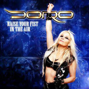 Doro Raise Your Fist In The Air 2012 Hevy Metal Music EP 10