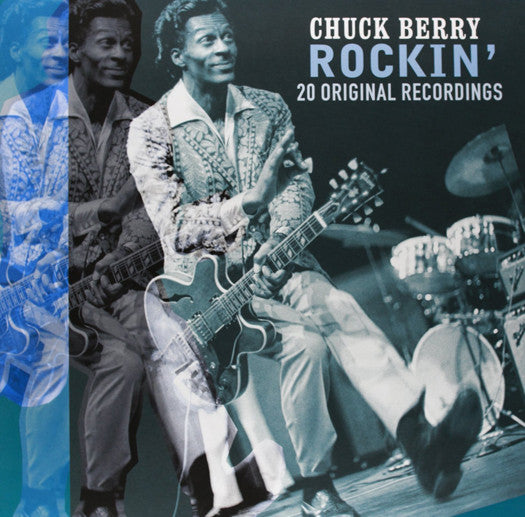CHUCK BERRY ROCKIN LP VINYL NEW (US) 33RPM