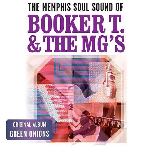 BOOKER T. & THE MG'S MEMPHIS SOUL SOUND OFLP VINYL NEW (US) 33RPM