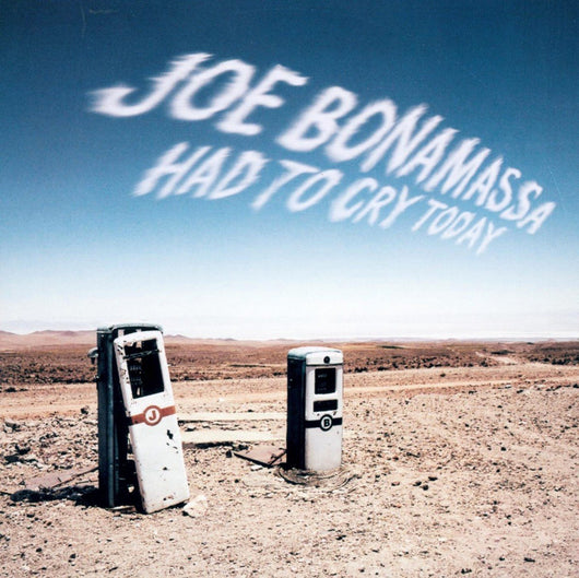 JOE BONAMASSA HAD TO CRY TODAY LP VINYL 33RPM NEW