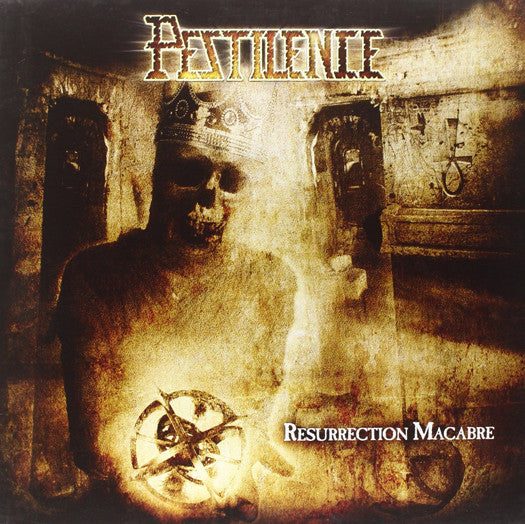 PESTILENCEE RESURRECTION MACABREE LP VINYL NEW 33RPM