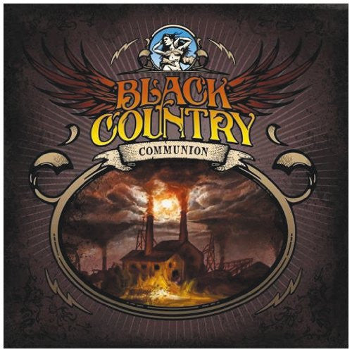 BLACK COUNTRY COMMUNION BLACK COUNTRY LP VINYL 33RPM NEW