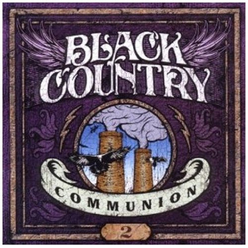BLACK COUNTRY COMMUNION 2 LP VINYL 33RPM NEW