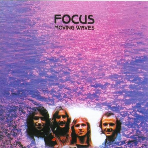 FOCUS MOVING WAVES LP VINYL 33RPM NEW