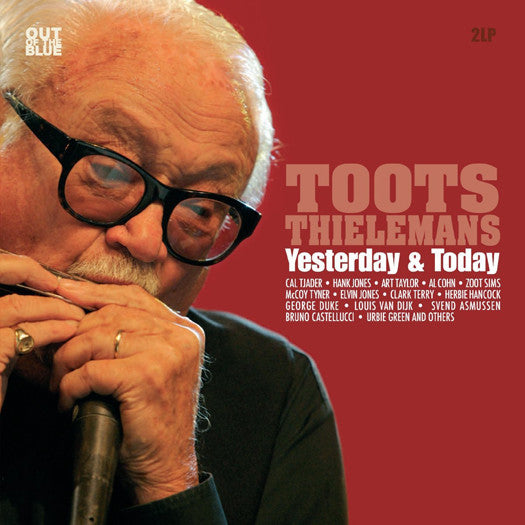 TOOTS THIELEMANS YESTERDAY AND TODAY LP DOUBLE LP VINYL NEW 33RPM