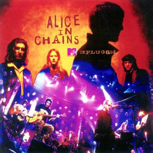 ALICE IN CHAINS MTV UNPLUGGED LP VINYL 33RPM NEW