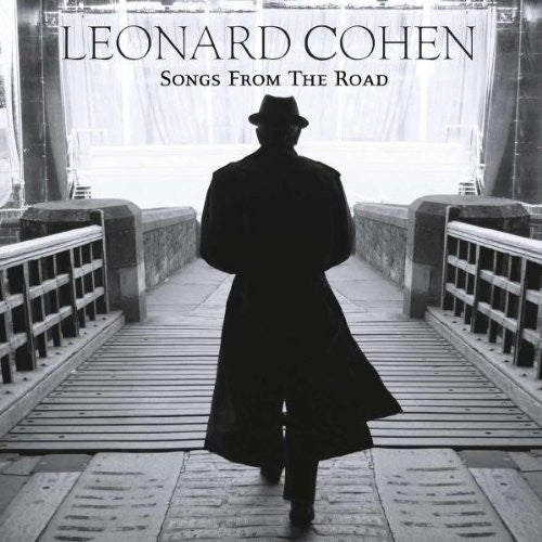 LEONARD COHEN SONGS FROM THE ROAD LP VINYL 33RPM NEW