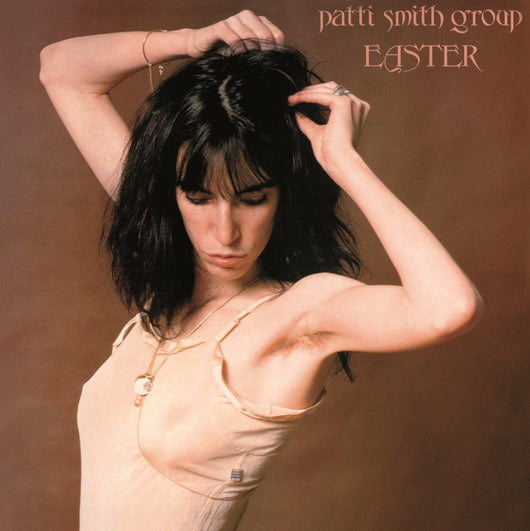 PATTI SMITH GROUP EASTER LP VINYL 33RPM NEW