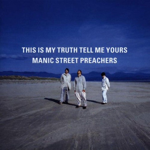 MANIC STREET PREACHERS THIS IS MY TRUTH TELL ME YOURS LP VINYL 33RPM NEW
