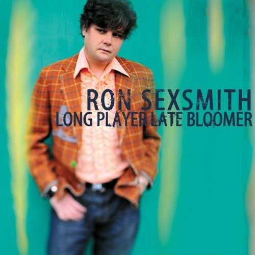 RON SEXSMITH LONG PLAYER LATE BLOOMER LP VINYL 33RPM NEW