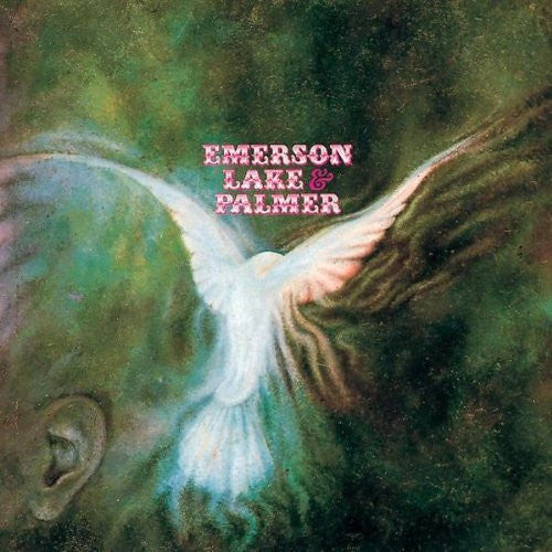 EMERSON LAKE AND PALMER EMERSON LAKE AND PALMER LP VINYL 33RPM NEW