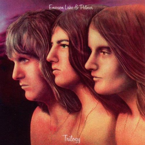 EMERSON LAKE AND PALMER TRILOGY LP VINYL 33RPM NEW