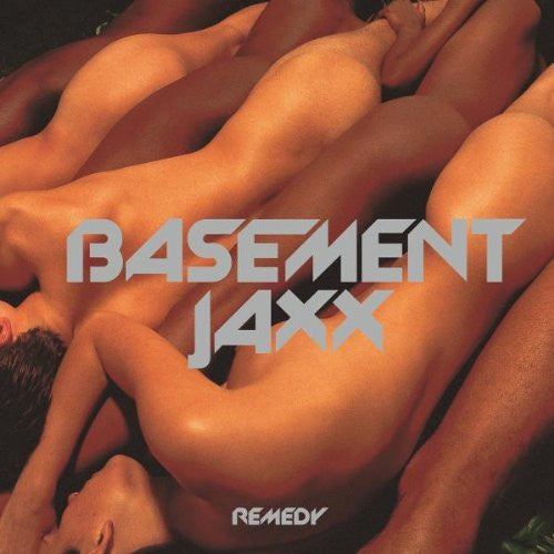 BASEMENT JAXX REMEDY DEBUT 1999 DELUXE 2 LP HOUSE LP VINYL NEW 33RPM