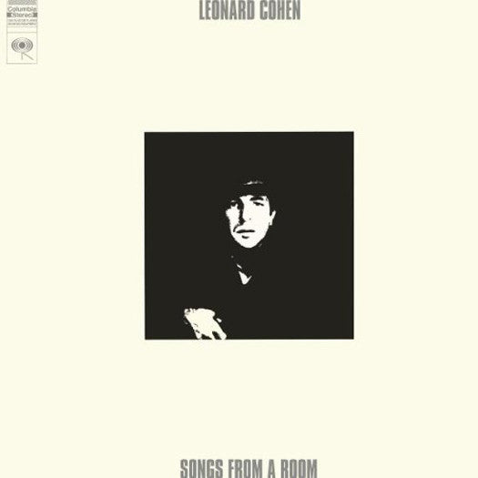 LEONARD COHEN SONGS FROM A ROOM LP VINYL 33RPM NEW