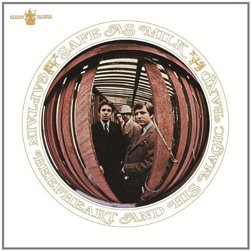 CAPTAIN BEEFHEART AND HIS MAGIC BAND SAFE AS MILK LP VINYL 33RPM NEW