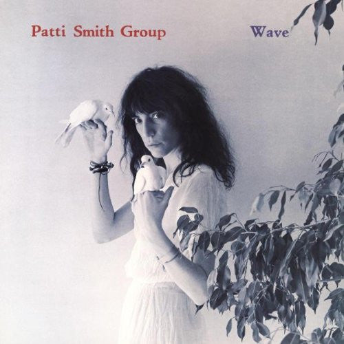 PATTI SMITH GROUP WAVE LP VINYL 33RPM NEW