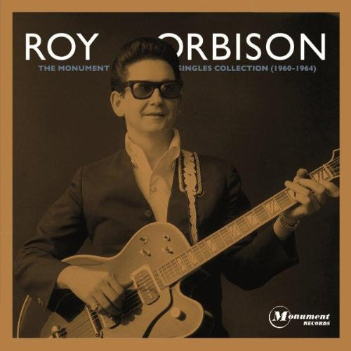 ROY ORBISON THE MONUMENT SINGLES COLLECTION  VINYL 33RPM NEW