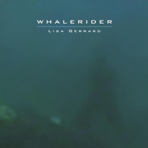 LISA GERRARD WHALERIDER LP VINYL 33RPM NEW