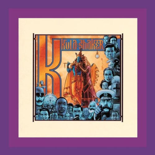 KULA SHAKER K AND BONUS 7INCH LP VINYL 33RPM NEW