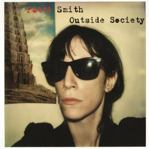 PATTI SMITH OUTSIDE SOCIETY LP VINYL 33RPM NEW