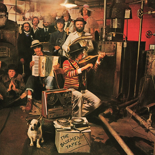 BOB DYLAN AND THE BAND BASEMENT TAPES LP VINYL 33RPM NEW