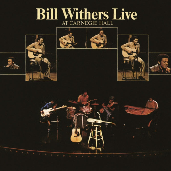 Bill Withers - Live At Carnegie Hall Vinyl LP 180gm 2012
