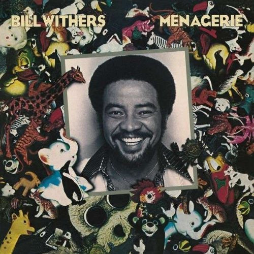 BILL WITHERS MENAGERIE LP VINYL 33RPM NEW