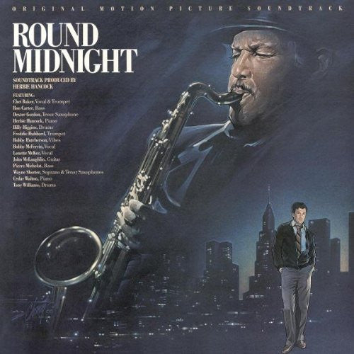 ORIGINAL SOUNDTRACK ROUND MIDNIGHT LP VINYL 33RPM NEW