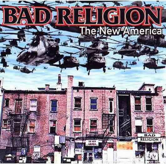 Bad Religion The New America LP NEW PRE ORDER 17/08/18