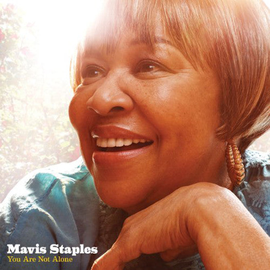 MAVIS STAPLES YOU ARE NOT ALONE 12 INCHLP VINYL NEW   AND CD INCLUDED
