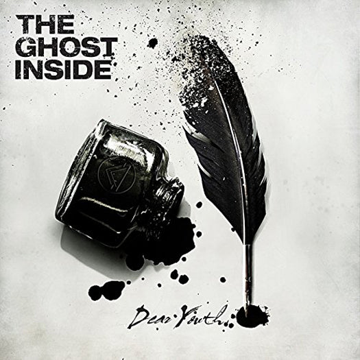 GHOST INSIDE DEAR YOUTH LP VINYL NEW 2014 33RPM