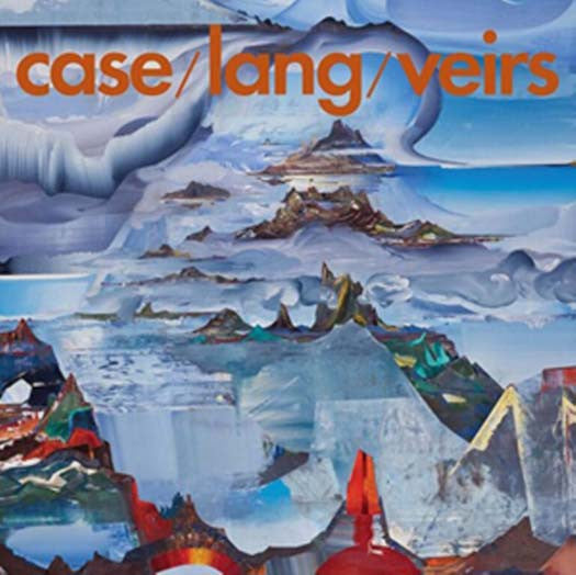 "CASE/LANG/VEIRS Case/Lang/Veirs 12"" Clear LP Vinyl NEW"