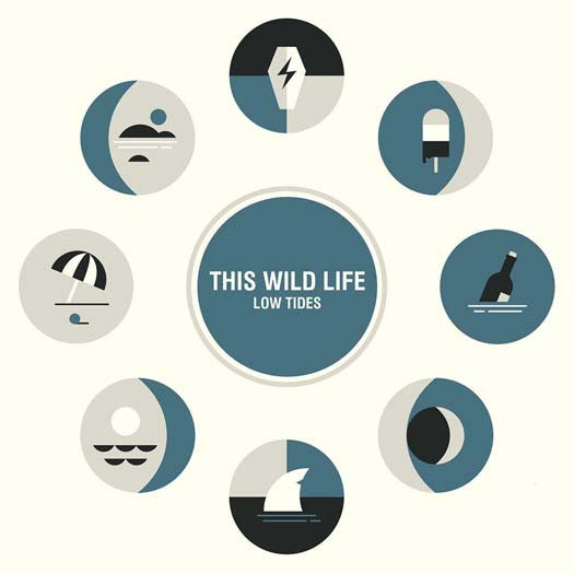 THIS WILD LIFE Low Tides LP colour Vinyl NEW 2016