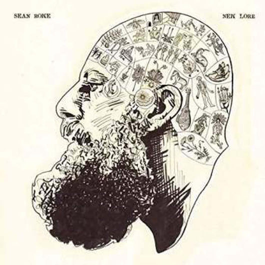 SEAN ROWE New Lore LP Vinyl NEW Red 2017