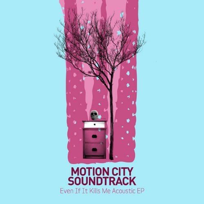 MOTION CITY SOUNDTRACK Even If It Kills Me LP Vinyl NEW 2017