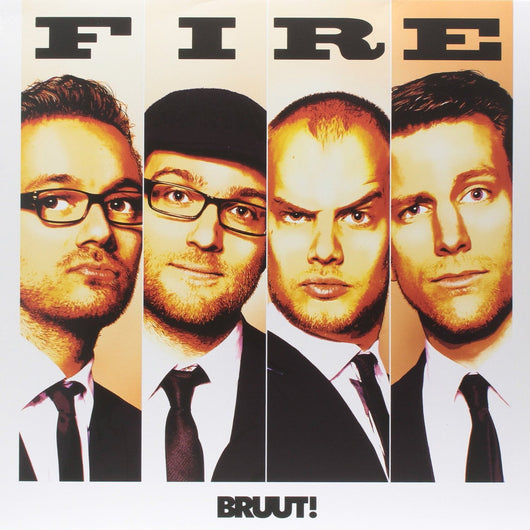 BRUUT! FIRE RSD 2014 LP VINYL 33RPM NEW