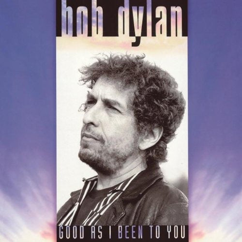 BOB DYLAN GOOD AS I BEEN TO YOU LP VINYL 33RPM NEW