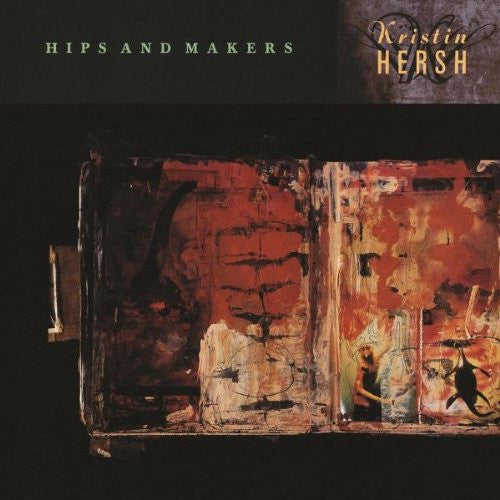 KRISTIN HERSH HIPS AND MAKERS LP VINYL 33RPM NEW