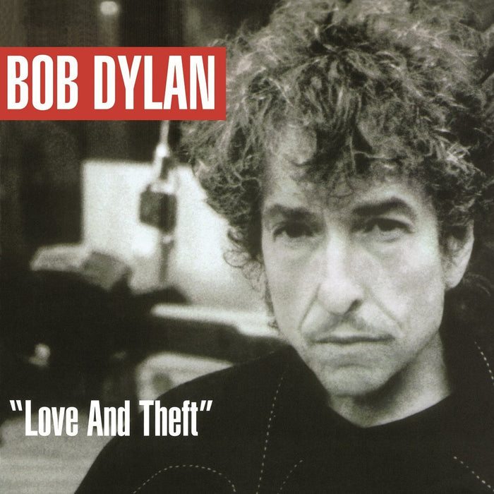 BOB DYLAN LOVE AND THEFT LP VINYL 33RPM NEW