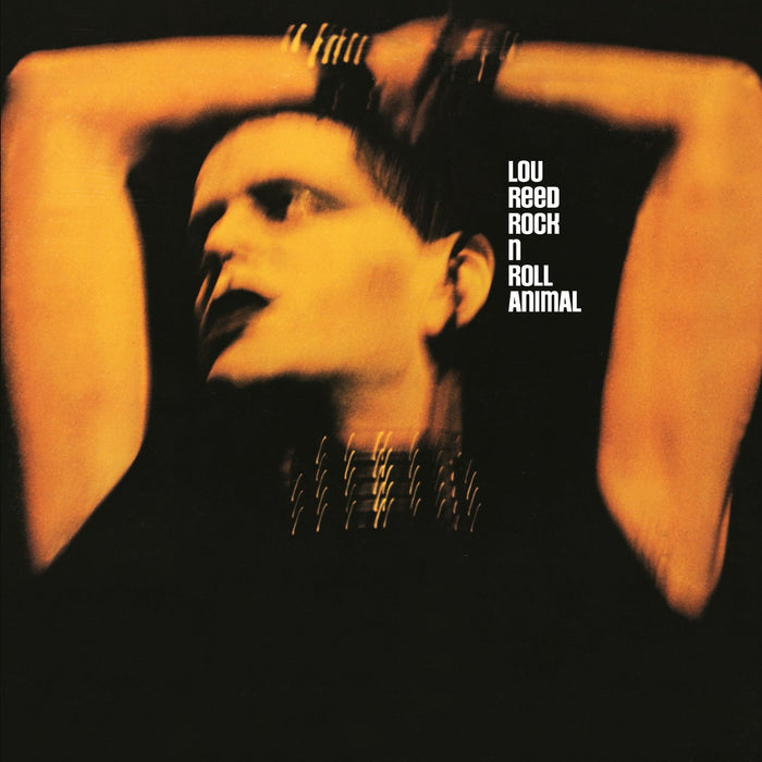 LOU REED AND ROLL ANIMAL LP VINYL 33RPM NEW