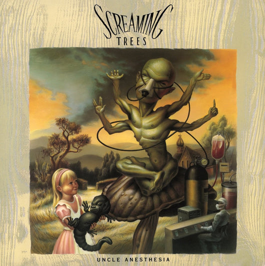 SCREAMING TREES UNCLE ANESTHESIA LP VINYL 33RPM NEW