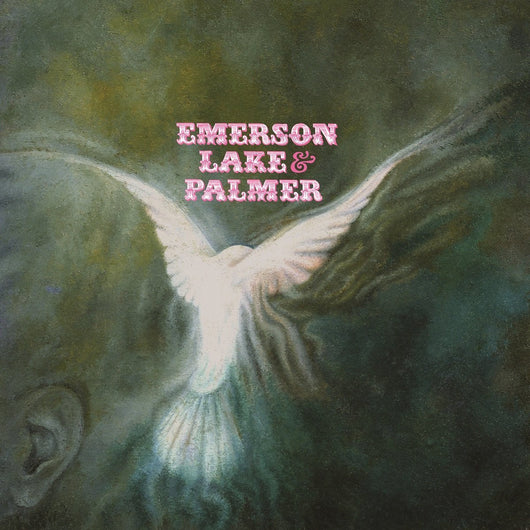EMERSON LAKE AND PALMER STEVE WILSON MIX LP VINYL 33RPM NEW