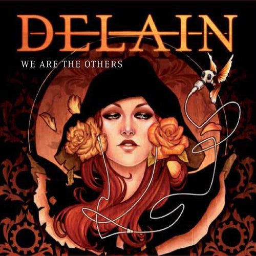 DELAIN WE ARE THE OTHERS DELUXE 1 LP LP VINYL NEW 33RPM