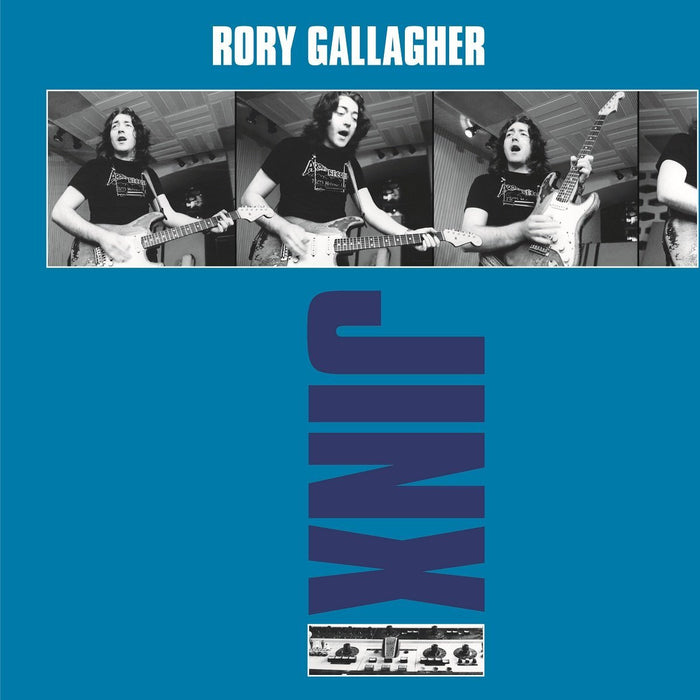 RORY GALLAGHER JINX LP VINYL 33RPM NEW
