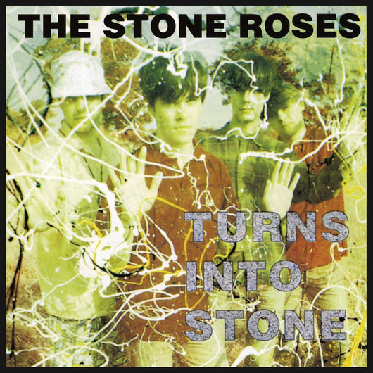 STONE ROSES TURNS INTO STONE LP VINYL 33RPM NEW
