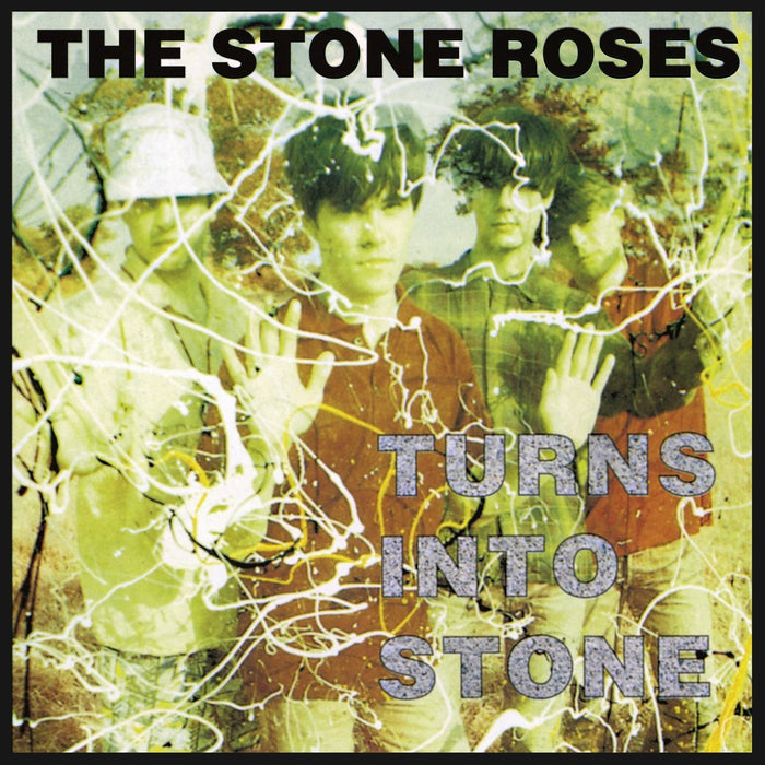 Stone Roses Turns Into Stone Vinyl LP